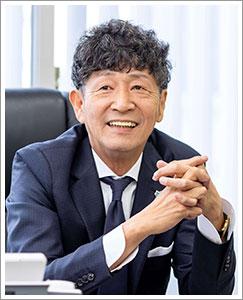 代表取締役 谷川 龍二
